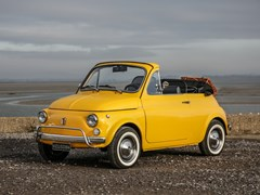 Navigate to Lot 239 - 1972 Fiat 500 Cabriolet