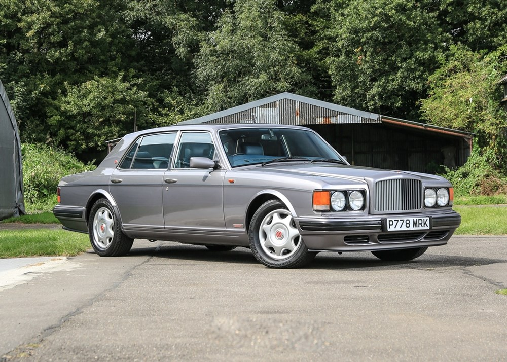 Lot 296 - 1997 Bentley Turbo R LWB