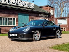 Navigate to Lot 152 - 2004 Porsche 911 / 996 Turbo