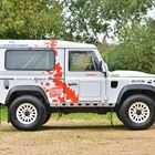 Ref 31 2014 Land Rover Defender Challenge by Bowler -