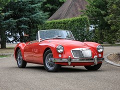 Navigate to Lot 192 - 1957 MG A Roadster
