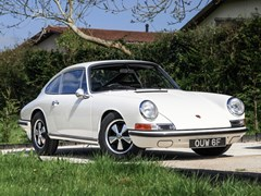 Navigate to Lot 202 - 1967 Porsche 911S (1968 m.y.)