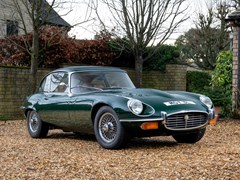 Navigate to Lot 225 - 1972 Jaguar E-Type Series III Fixedhead Coupé
