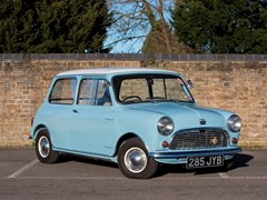 Navigate to Lot 294 - 1960 Austin Mini Seven Super Deluxe