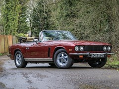 Navigate to Lot 222 - 1975 Jensen Interceptor Mk. III Convertible