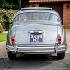 Ref 113 1968 Jaguar 340 Saloon to Mk. II Specification (3.8 litre, manual gearbox with overdrive) -