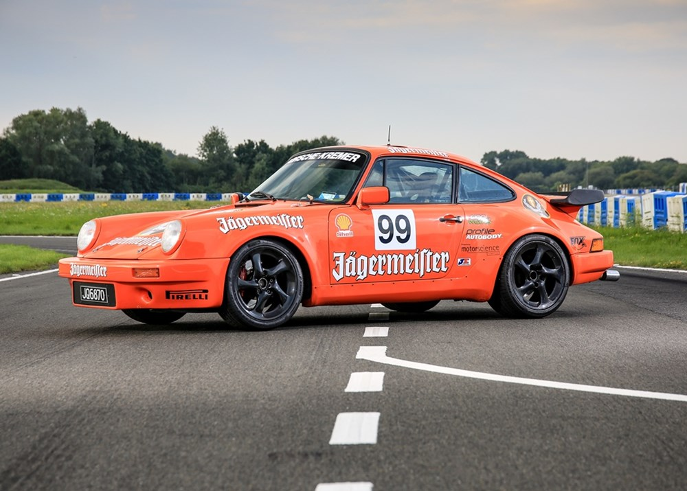 Lot 167 - 1980 Porsche 911/934 'Jagermeister' Tribute