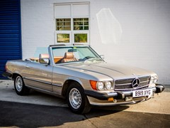Navigate to Lot 248 - 1985 Mercedes-Benz 500 SL Roadster