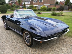 Navigate to Lot 295 - 1963 Chevrolet Corvette Stingray
