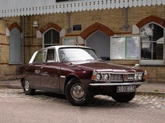 Navigate to Lot 110 - 1968 Rover P6 Series I (3500cc)