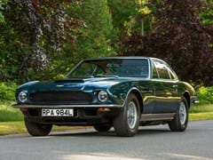 Navigate to Lot 192 - 1973 Aston Martin Vantage