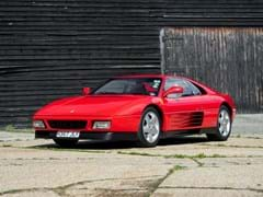 Navigate to Lot 211 - 1990 Ferrari 348 TB