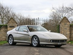 Navigate to Lot 165 - 2000 Ferrari 456M GT
