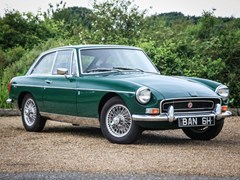 Navigate to Lot 228 - 1970 MG BGT