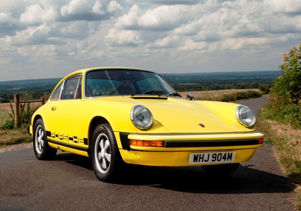 Lot 259 - 1974 Porsche 911 Coupé