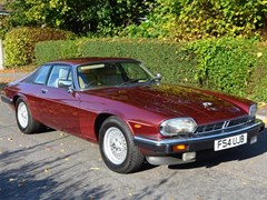 Navigate to Lot 325 - 1988 Jaguar XJS HE Coupé