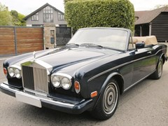 Navigate to Lot 149 - 1985 Rolls-Royce Corniche Convertible Series II