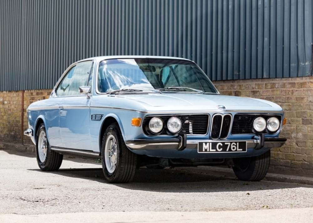 Lot 139 - 1973 BMW E9 CSi