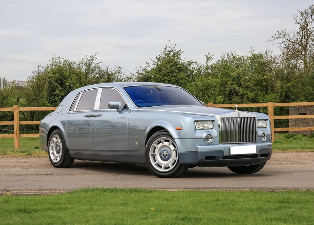 Lot 167 - 2004  Rolls-Royce Phantom