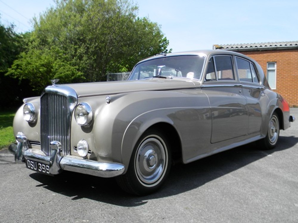 Lot 402 - 1960 Bentley S2