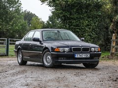 Navigate to Lot 147 - 1999 BMW 740i
