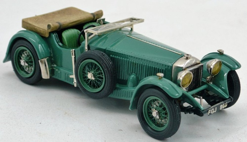 Lot 42 - An Invicta model car.