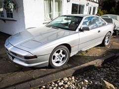 Navigate to Lot 114 - 1991 BMW 850i *WITHDRAWN*