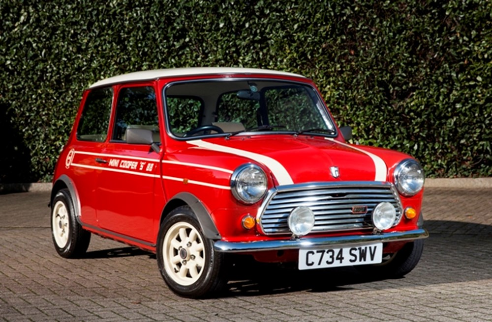 Lot 253 - 1986 Austin Mini Mayfair (John Cooper Prototype)
