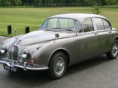 Navigate to Lot 214 - 1968 Jaguar 340 Saloon