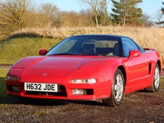 Navigate to Lot 288 - 1991 Honda NSX