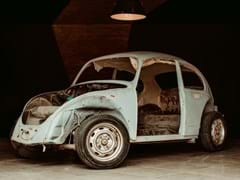 Navigate to Lot 102 - 1971 Volkswagen Beetle 1600 Restoration