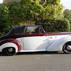 1952 Alvis TA21 Drophead Coupe by Tickford -