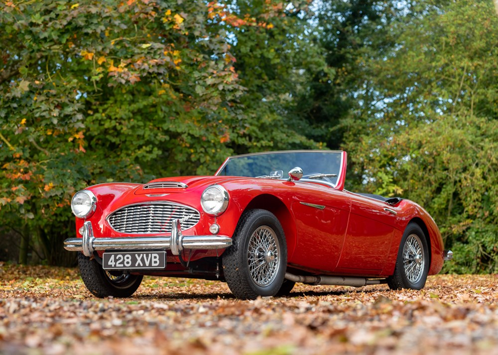 Lot 258 - 1960 Austin-Healey 3000 Mk. I