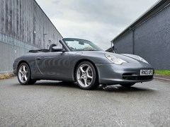 Navigate to Lot 224 - 2003 Porsche 911 / 996 Carrera 2 Tiptronic