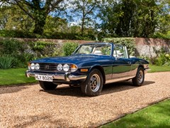 Navigate to Lot 245 - 1973 Triumph Stag