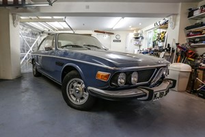 Slumbering BMW bursts back to life…at no reserve