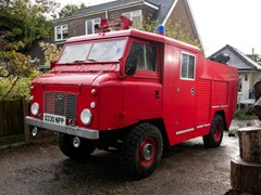 Navigate to Lot 260 - 1968 Land Rover Series IIa 'Firefly' Fire Engine