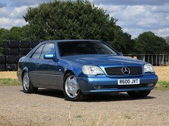 Navigate to Lot 240 - 1998 Mercedes-Benz CL600