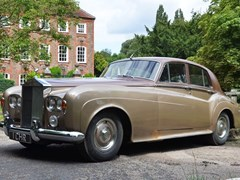 Navigate to Lot 236 - 1963 Rolls-Royce Silver Cloud III