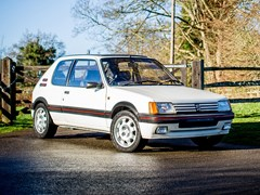 Navigate to Lot 158 - 1998 Peugeot 205 GTi 1.9