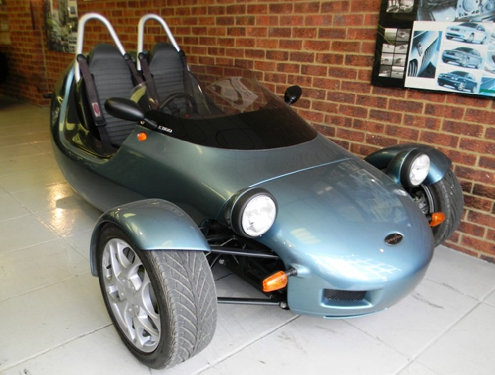 Scorpion Sports Car For Sale
