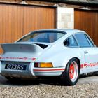 Porsche 911 Carrera to RS Spec (grey) -