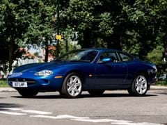 Navigate to Lot 266 - 1998 Jaguar XK8 Coupé