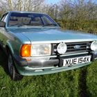 1982 Ford Cortina GL Ghia -