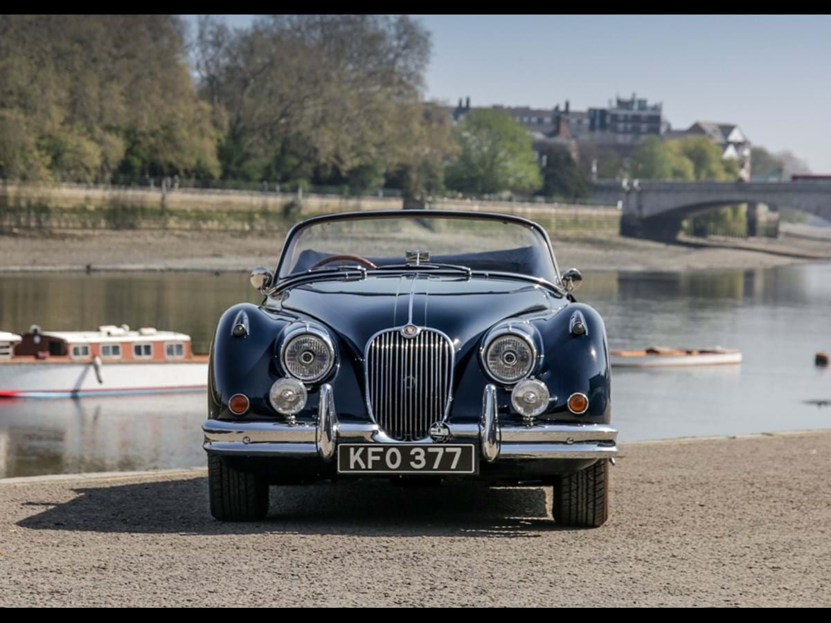 1959 Jaguar XK150 Drophead Coupé to S-Specification