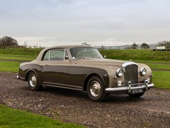 Navigate to Lot 220 - 1956 Bentley S1 Continental Coupé by Park Ward