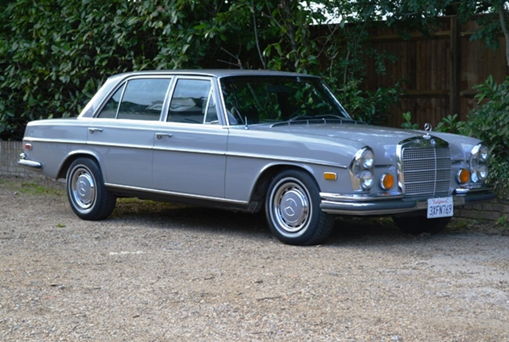 Lot 241 - 1973 Mercedes-Benz 280 SEL (4.5 litre)