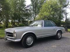 Navigate to Lot 252 - 1969 Mercedes-Benz 280 SL Pagoda *WITHDRAWN*