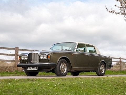 Ref 26 1977 Bentley T2 Saloon