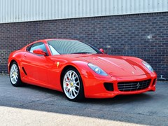 Navigate to Lot 137 - 2008 Ferrari 599 GTB